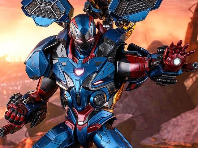 So với những bộ giáp siêu đẳng trong truyện tranh Marvel, giáp của Tony Stark trong MCU mới chỉ là hạng xoàng - Ảnh 10.