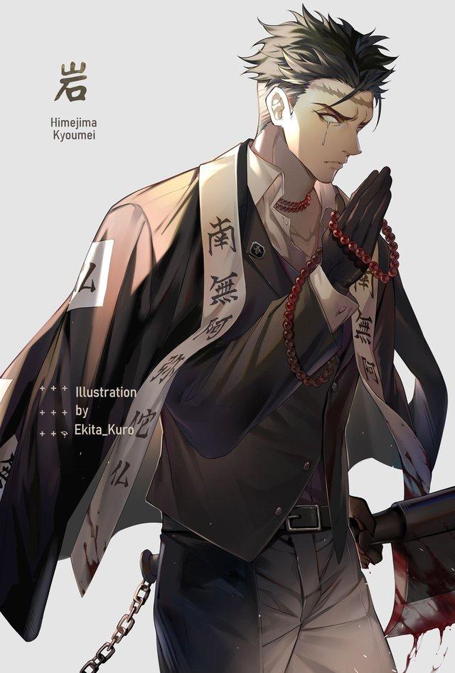 Mãn nhãn với loạt fanart Kimetsu No Yaiba phiên bản thanh lịch gây sốt cộng đồng, càng ngắm càng mê - Ảnh 3.