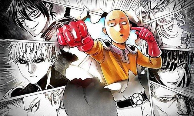One Punch Man: Chỉ với 5 chiêu thức bình thường này mà Thánh Phồng Saitama trở nên vô đối - Ảnh 1.
