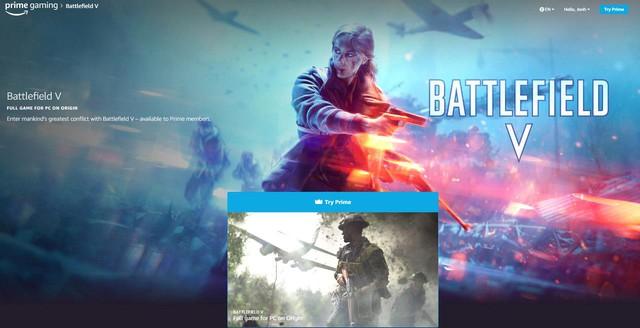 Bom tấn Battlefield V trị giá cả triệu đồng đang miễn phí, game thủ nhanh tay nhận ngay - Ảnh 2.