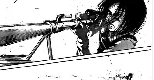 Top 6 nhân loại mạnh nhất trong Attack on Titan, Mikasa Ackerman thế mà chỉ đứng hạng 3 - Ảnh 1.