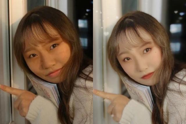 Không cần trang điểm, photoshop đã biến con gái thành hot girl như thế nào? - Ảnh 1.