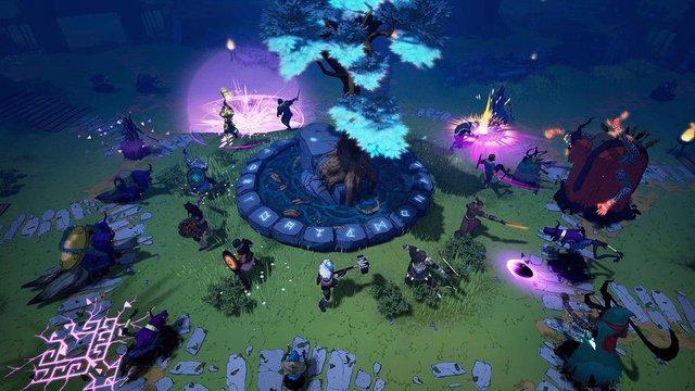 Vừa ra mắt trên Steam, God of War phiên bản co-op đã thu hút được hơn 250.000 người chơi - Ảnh 5.