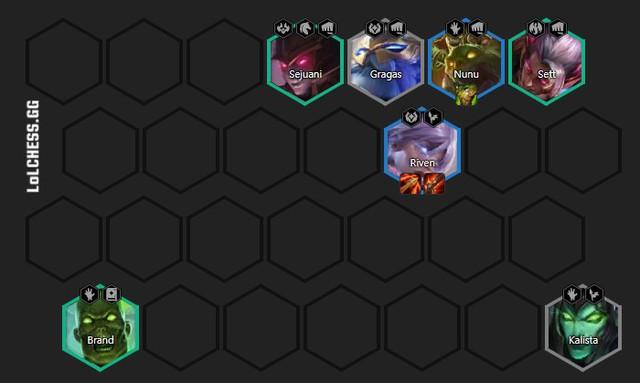 Đấu Trường Chân Lý: Tìm hiểu đội hình Riven - Thây Ma siêu dị mà lại hiệu quả từ kỳ thủ Thách Đấu - Ảnh 4.