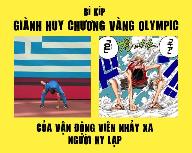 Son Goku và tuyệt kỹ Kamehameha xuất hiện trong thế vận hội mùa hè Olympic Tokyo 2020 - Ảnh 5.