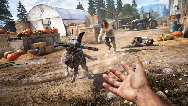 The open world shooter Far Cry 5 is free for the weekend, invites you to become the savior of Hope County - Photo 1.