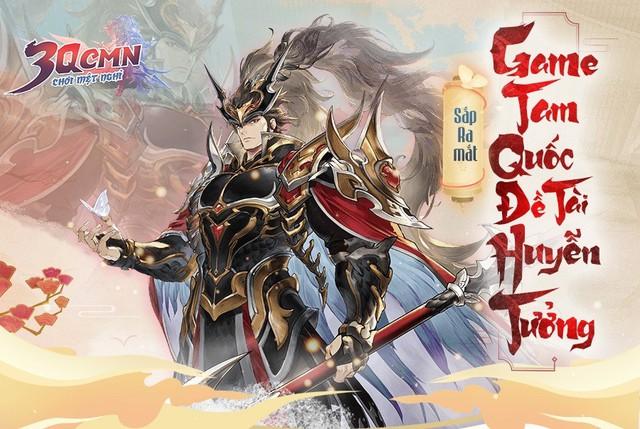 Game Tam Quốc với đồ họa cực đỉnh chính thức cập bến Việt Nam - Ảnh 1.