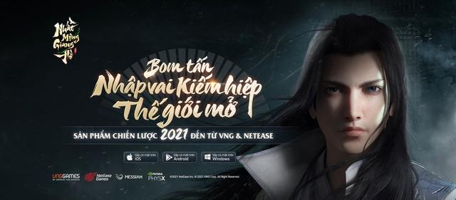 Nóng! MMORPG kiếm hiệp thế giới mở từng hot nhất TQ đã về Việt Nam, lộ diện luôn ông lớn phát hành - Ảnh 1.