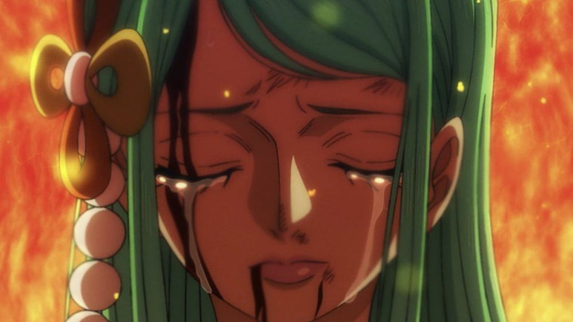 One Piece: Vẫn còn là một bí ẩn, kẻ lạ mặt xuất hiện và rơi nước mắt trong chapter 1004 là ai? - Ảnh 3.