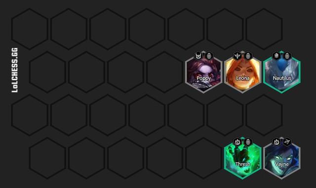 Đấu Trường Chân Lý: Ngược dòng meta với đội hình Vayne - Hiệp Sĩ từ người chơi Đại Cao Thủ - Ảnh 2.
