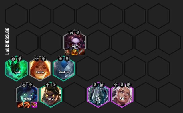 Đấu Trường Chân Lý: Ngược dòng meta với đội hình Vayne - Hiệp Sĩ từ người chơi Đại Cao Thủ - Ảnh 5.