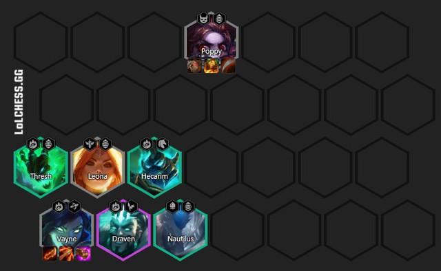 Đấu Trường Chân Lý: Ngược dòng meta với đội hình Vayne - Hiệp Sĩ từ người chơi Đại Cao Thủ - Ảnh 4.
