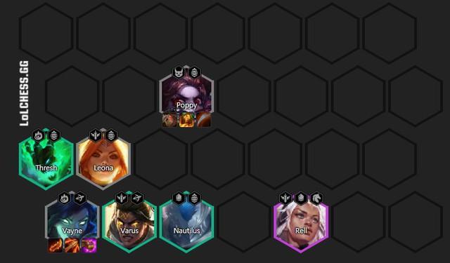 Đấu Trường Chân Lý: Ngược dòng meta với đội hình Vayne - Hiệp Sĩ từ người chơi Đại Cao Thủ - Ảnh 3.