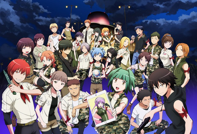 Mùa dịch đọc gì, 5 manga Shonen Jump cực hay nổi tiếng một thời sẽ khiến bạn hài lòng - Ảnh 2.