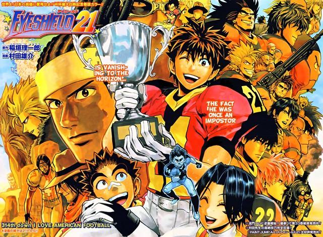 Mùa dịch đọc gì, 5 manga Shonen Jump cực hay nổi tiếng một thời sẽ khiến bạn hài lòng - Ảnh 4.
