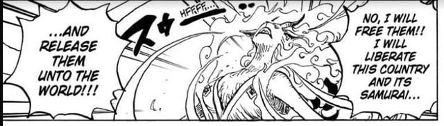 Soi những chi tiết thú vị trong One Piece chap 1020: Kho lương thực dự trữ Caribou đã giúp Luffy hồi sức? (P.2) - Ảnh 2.