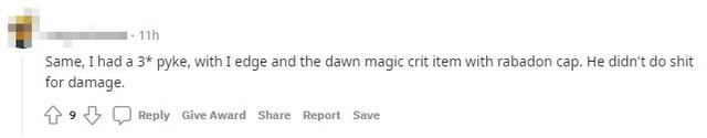 Đấu Trường Chân Lý: Game thủ phát hiện lỗi cực nặng khiến Pyke không tương tác với trang bị AP - Ảnh 2.