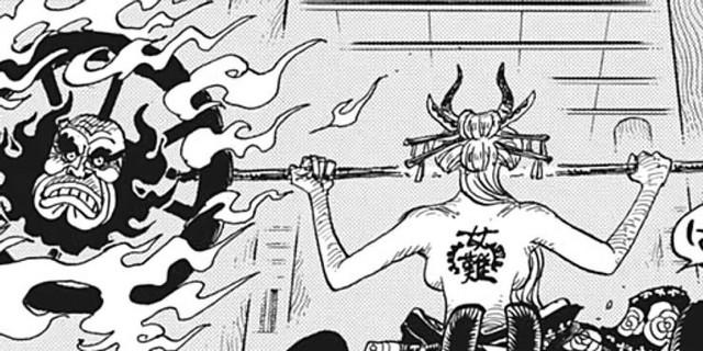 One Piece: Cách mà tác giả Oda kết nối văn hóa dân gian Nhật Bản với vũ khí của Góa Phụ Đen dưới trướng Kaido - Ảnh 3.