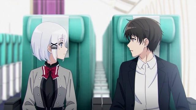 Top 4 cặp đôi anime được khán giả yêu thích nhất trong tháng 7, waifu quốc dân Siesta cũng góp mặt - Ảnh 1.