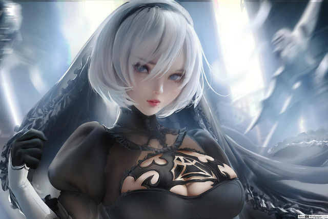Quá hâm mộ nàng 2B trong Nier, nam game thủ chế tạo luôn tay cầm mô phỏng vòng ba của nhân vật, giá bán lên tới hơn 7 triệu/cặp - Ảnh 1.