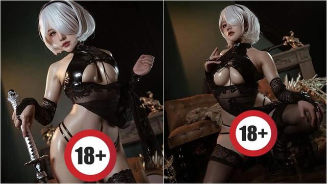 Quá hâm mộ nàng 2B trong Nier, nam game thủ chế tạo luôn tay cầm mô phỏng vòng ba của nhân vật, giá bán lên tới hơn 7 triệu/cặp - Ảnh 2.