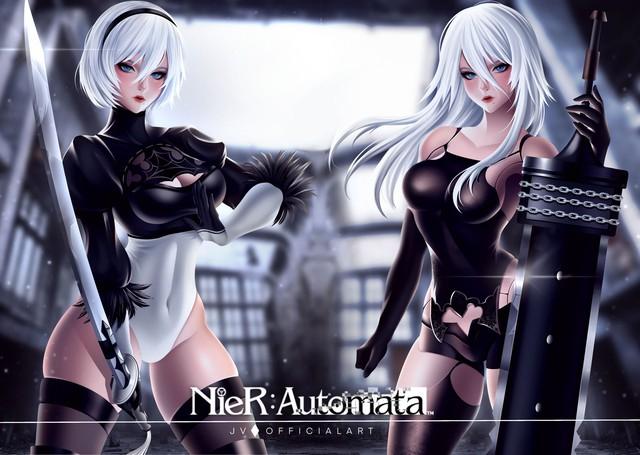 Quá hâm mộ nàng 2B trong Nier, nam game thủ chế tạo luôn tay cầm mô phỏng vòng ba của nhân vật, giá bán lên tới hơn 7 triệu/cặp - Ảnh 4.
