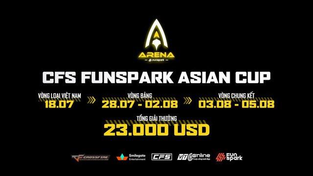 Vượt qua 2 đội Trung Quốc, LAST LEGENDS giành giải 3 tại CFS Funspark Asian Cup - Ảnh 1.