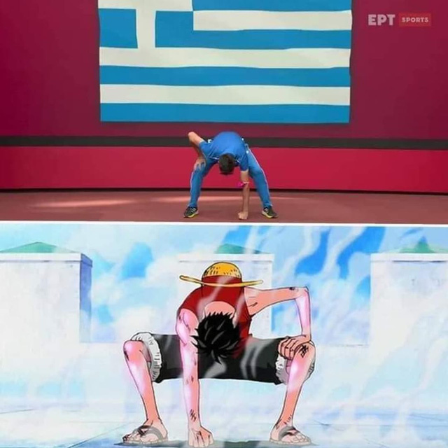 Hết One Piece, AOT, tới lượt Kimetsu no Yaiba được cosplay ở Olympic Tokyo 2020 - Ảnh 2.