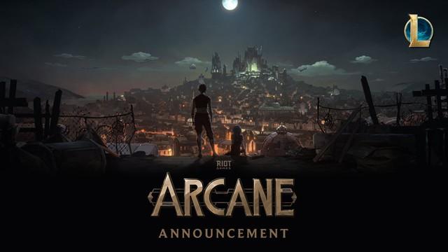 LMHT: Riot Games tiếp tục hé lộ về quá khứ của Jinx, Vi trong video mới nhất về siêu phẩm Arcane - Ảnh 1.
