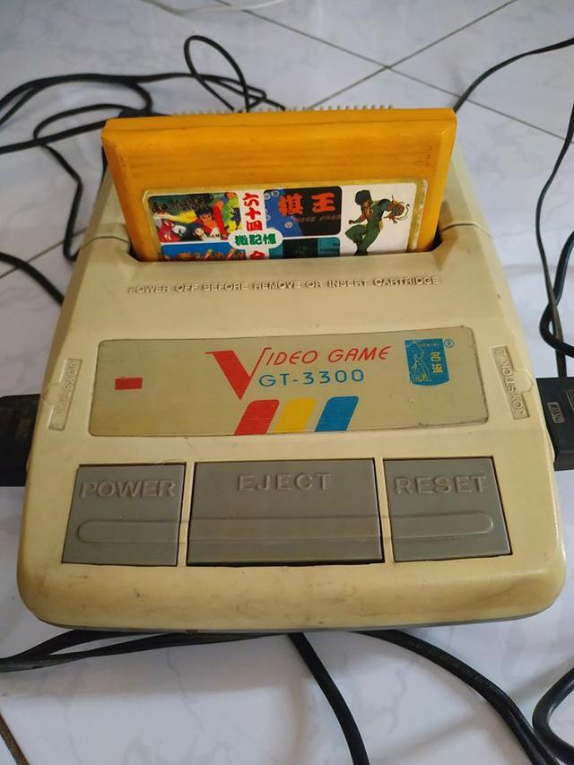 Điện tử 4 nút, điện tử xèng và những chiếc máy gợi nhớ về tuổi thơ không thể quên của các game thủ - Ảnh 1.