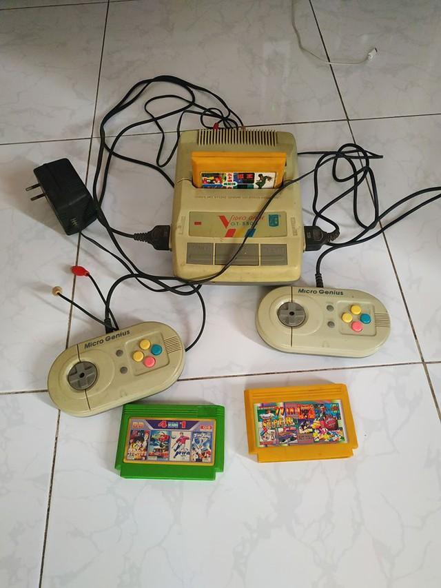 Điện tử 4 nút, điện tử xèng và những chiếc máy gợi nhớ về tuổi thơ không thể quên của các game thủ - Ảnh 2.