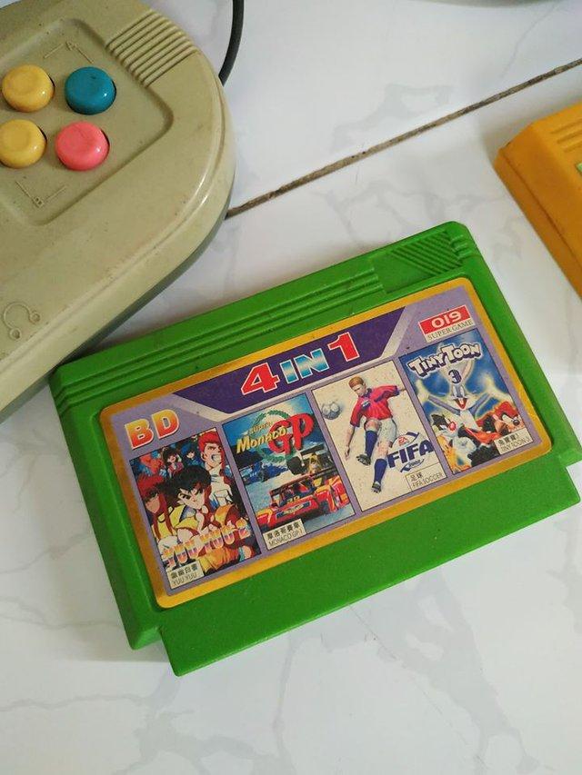 Điện tử 4 nút, điện tử xèng và những chiếc máy gợi nhớ về tuổi thơ không thể quên của các game thủ - Ảnh 3.