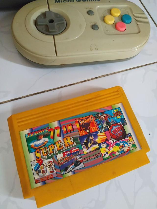 Điện tử 4 nút, điện tử xèng và những chiếc máy gợi nhớ về tuổi thơ không thể quên của các game thủ - Ảnh 4.
