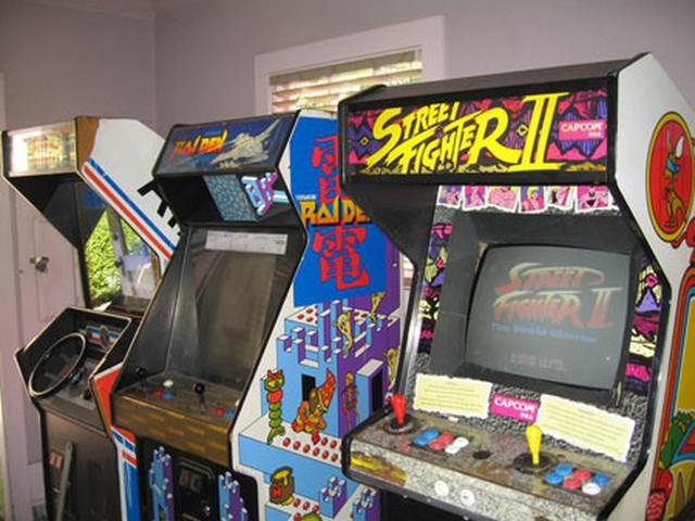 Điện tử 4 nút, điện tử xèng và những chiếc máy gợi nhớ về tuổi thơ không thể quên của các game thủ - Ảnh 5.