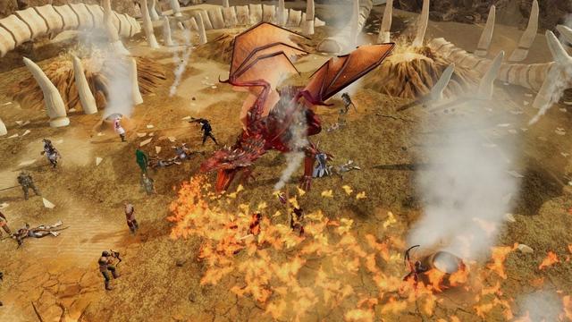 Tải ngay Legends of Aria, game nhập vai chặt chém đã tay, miễn phí 100% - Ảnh 1.