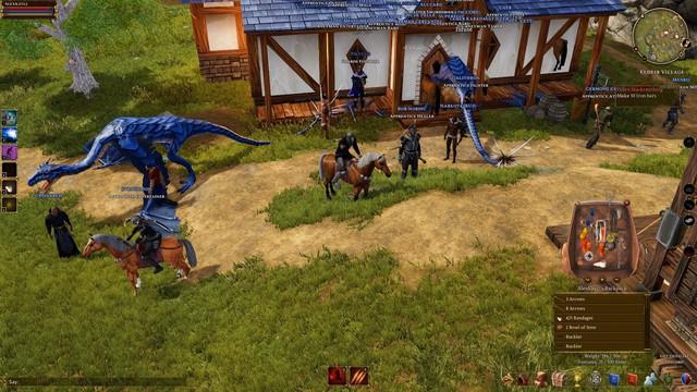 Tải ngay Legends of Aria, game nhập vai chặt chém đã tay, miễn phí 100% - Ảnh 3.