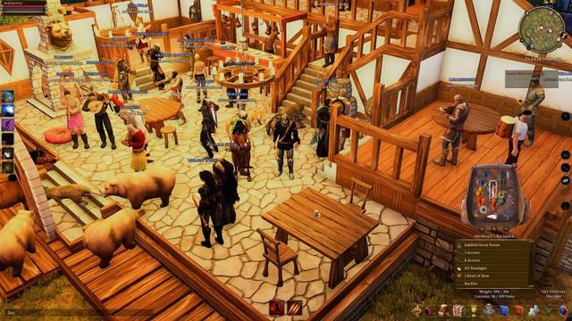 Tải ngay Legends of Aria, game nhập vai chặt chém đã tay, miễn phí 100% - Ảnh 4.