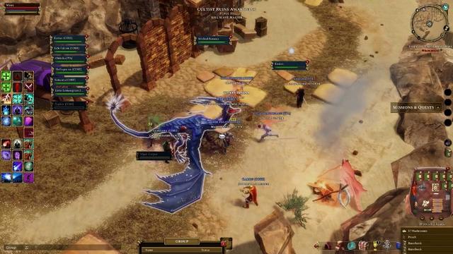 Tải ngay Legends of Aria, game nhập vai chặt chém đã tay, miễn phí 100% - Ảnh 5.