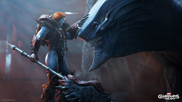 Lộ diện Boss đầu tiên trong bom tấn siêu anh hùng - Marvels Guardians of The Galaxy - Ảnh 2.