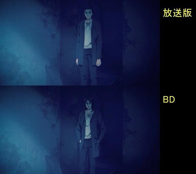 Soi tiếp sự khác biệt giữa bản anime và Blu-ray Attack on Titan, fan khen xem sướng hơn hẳn - Ảnh 1.