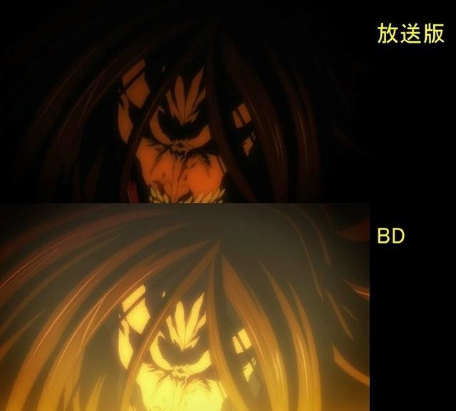 Soi tiếp sự khác biệt giữa bản anime và Blu-ray Attack on Titan, fan khen xem sướng hơn hẳn - Ảnh 3.