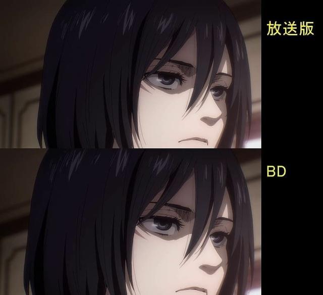 Soi tiếp sự khác biệt giữa bản anime và Blu-ray Attack on Titan, fan khen xem sướng hơn hẳn - Ảnh 8.