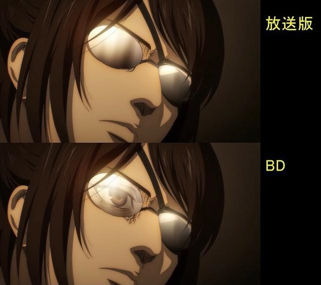 Soi tiếp sự khác biệt giữa bản anime và Blu-ray Attack on Titan, fan khen xem sướng hơn hẳn - Ảnh 9.