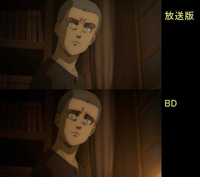 Soi tiếp sự khác biệt giữa bản anime và Blu-ray Attack on Titan, fan khen xem sướng hơn hẳn - Ảnh 10.