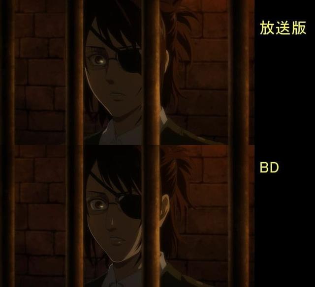 Soi tiếp sự khác biệt giữa bản anime và Blu-ray Attack on Titan, fan khen xem sướng hơn hẳn - Ảnh 14.