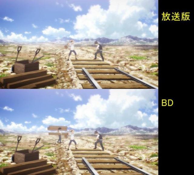 Soi tiếp sự khác biệt giữa bản anime và Blu-ray Attack on Titan, fan khen xem sướng hơn hẳn - Ảnh 16.