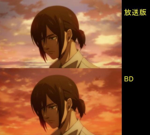Soi tiếp sự khác biệt giữa bản anime và Blu-ray Attack on Titan, fan khen xem sướng hơn hẳn - Ảnh 18.