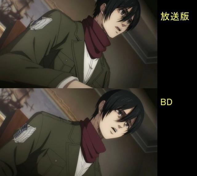 Soi tiếp sự khác biệt giữa bản anime và Blu-ray Attack on Titan, fan khen xem sướng hơn hẳn - Ảnh 20.