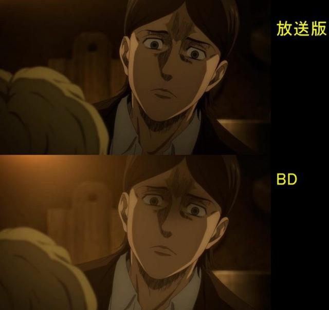 Soi tiếp sự khác biệt giữa bản anime và Blu-ray Attack on Titan, fan khen xem sướng hơn hẳn - Ảnh 24.