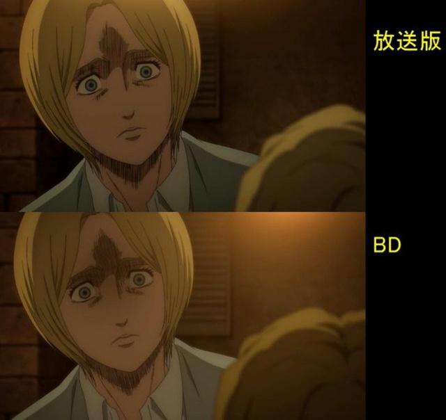 Soi tiếp sự khác biệt giữa bản anime và Blu-ray Attack on Titan, fan khen xem sướng hơn hẳn - Ảnh 25.